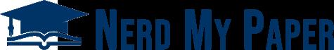 Nerd My Paper logo